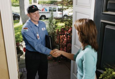 in-home estimate from TML Service Experts Heating & Air Conditioning